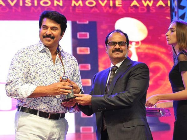 Mammootty awards and achivements