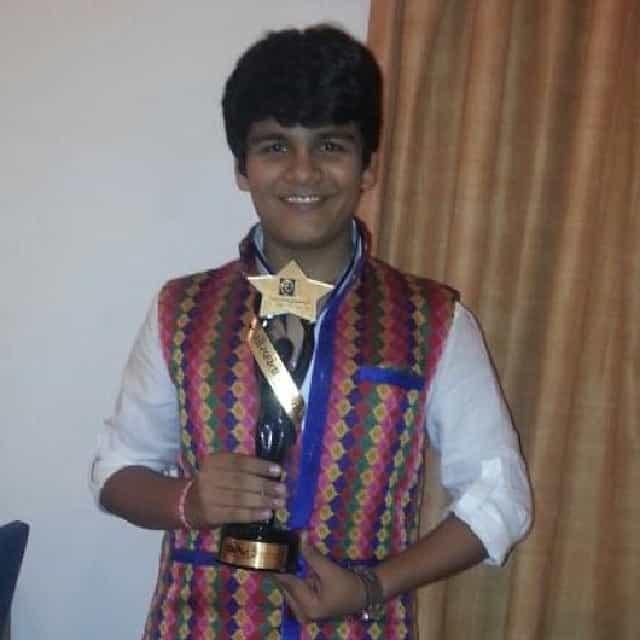 Bhavya Gandhi awards