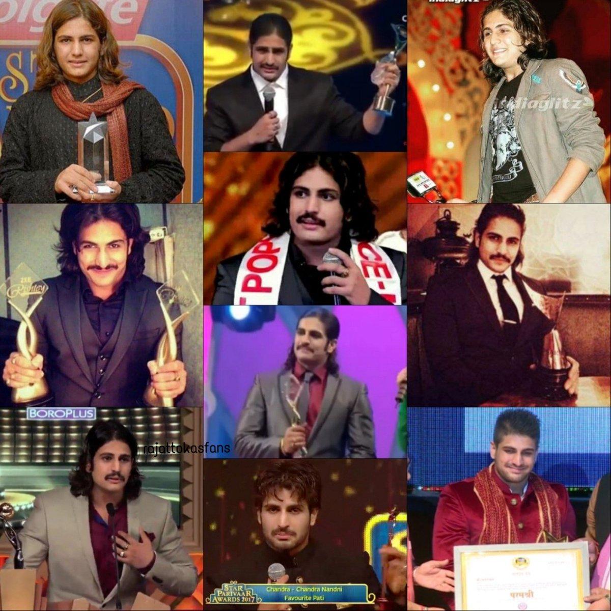 Rajat Tokas awards and achievements