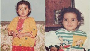 jasmin bhasin childhood image
