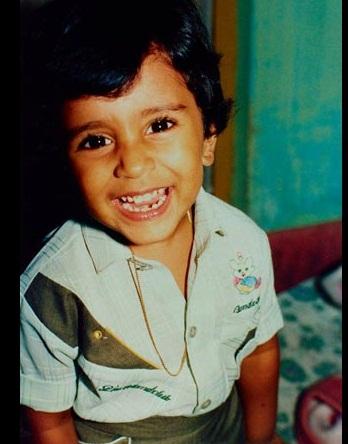 childhood image of nivin