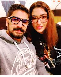 Rajat Tokas and his wife Srishti Nayyar