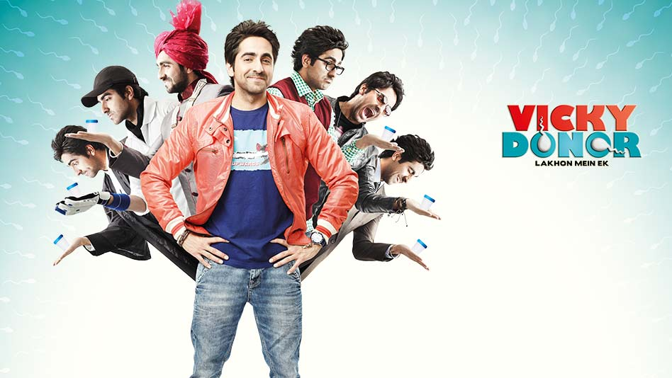 Film: Vicky Donor (2012)