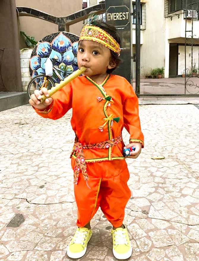 Nawazuddin Siddiqui son