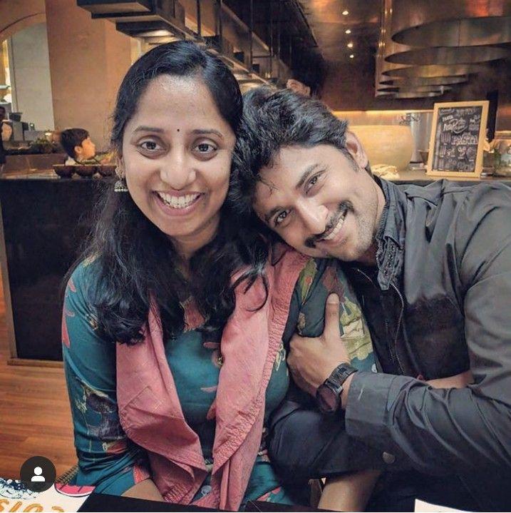 Nani's Sister (s) :-DeepthiGhanta