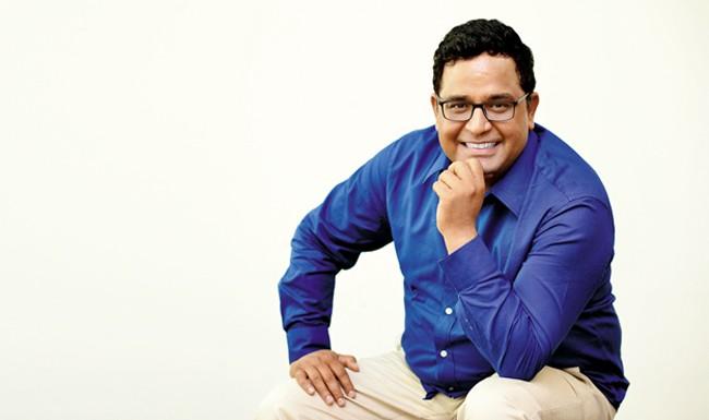 Vijay Shekhar Sharma bio