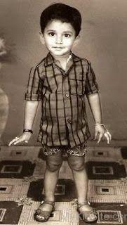 Nani actor childhood image