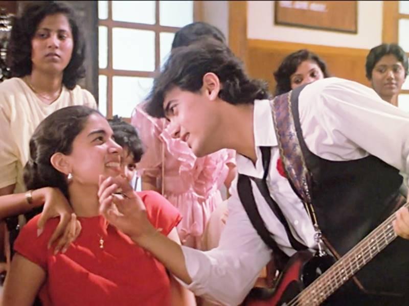 Husband :- Aamir Khan