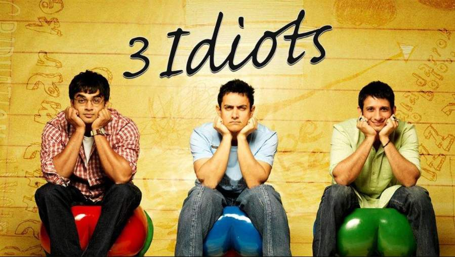 3_Idiots Performed in Films (year 1999-2020):