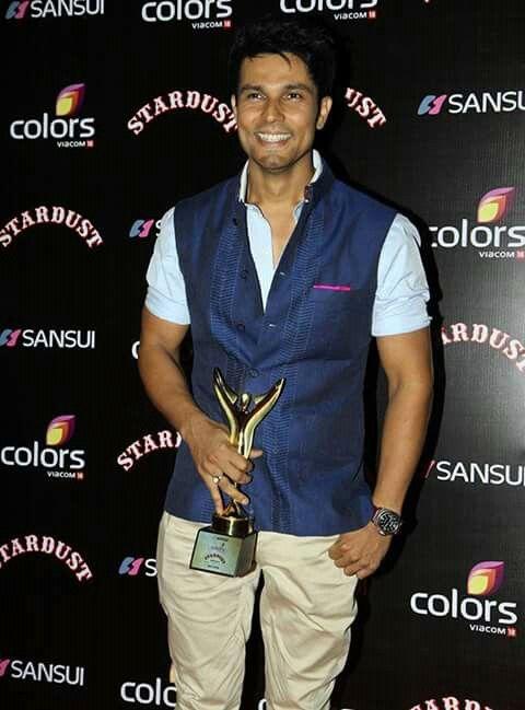 Randeep Hooda awards image