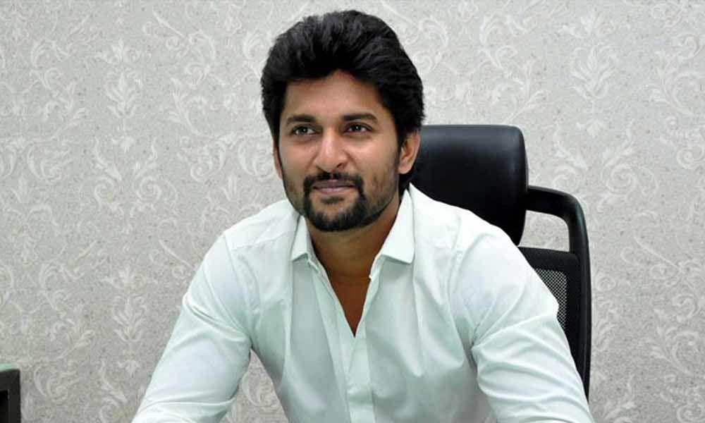 Nani actor image in white shirt