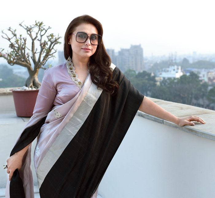 Actress Rani Mukerji image