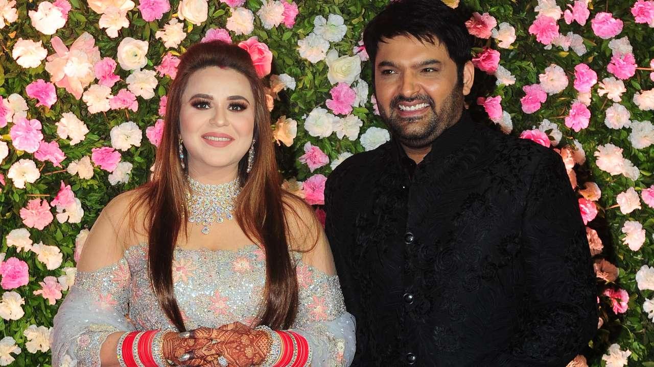 Kapil Sharma's Wife :-Ginni Chatrath