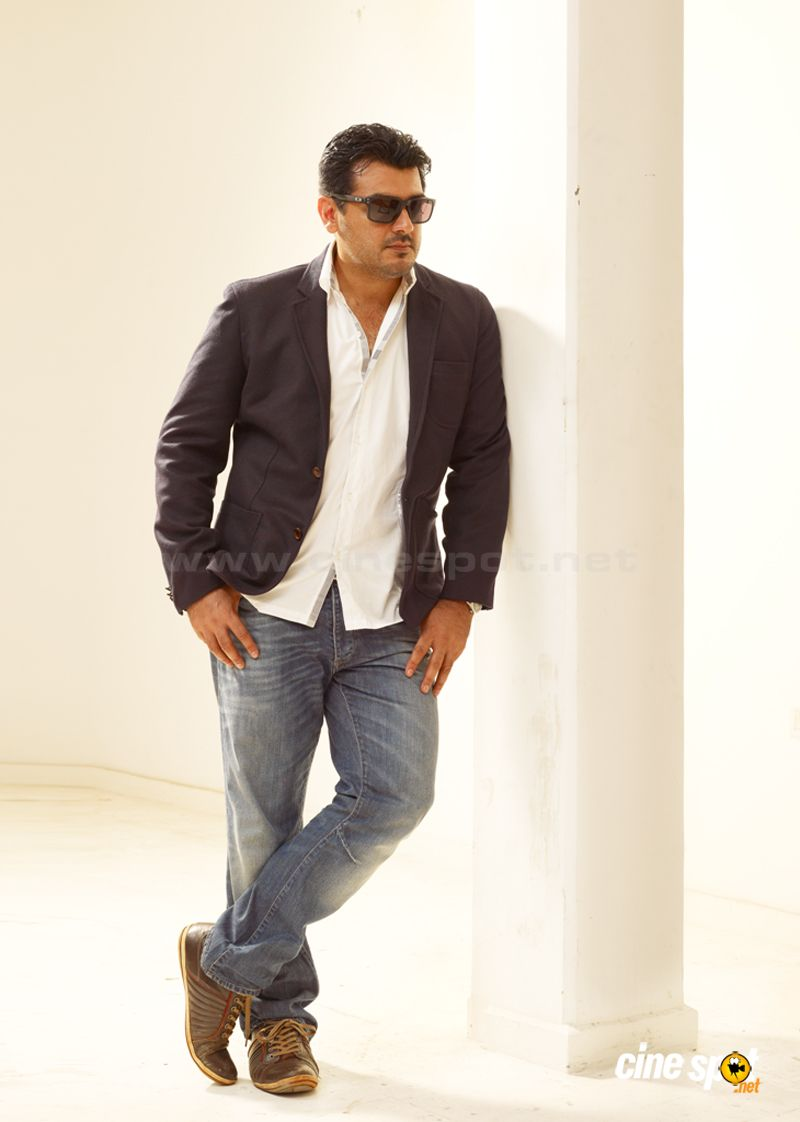 Ajith Body Measurements, Height, & Weight: