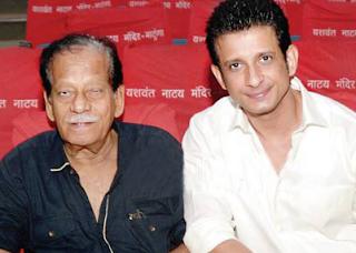 Arvind Joshi Father :-Arvind Joshi
