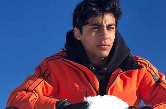 Shahrukh Khan's elder son Aryan Khan