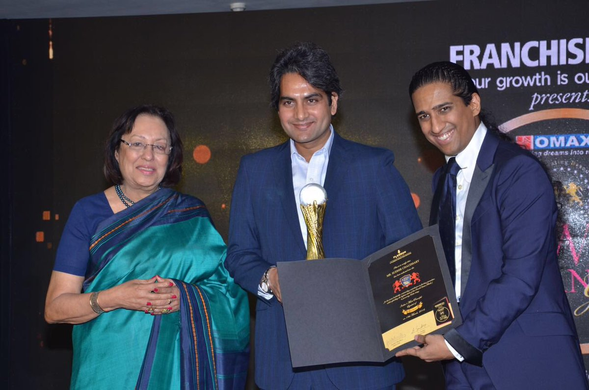 Sudhir Chaudhary Awards and Achievements:
