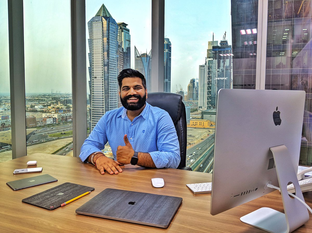 Technical Guruji in office