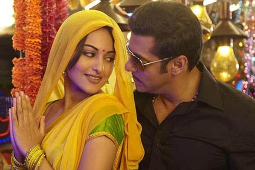 Sonakshi Sinha in dabangg