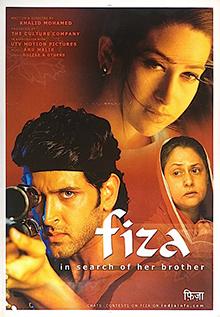 """Film - """"Fiza"""" (2000)"""