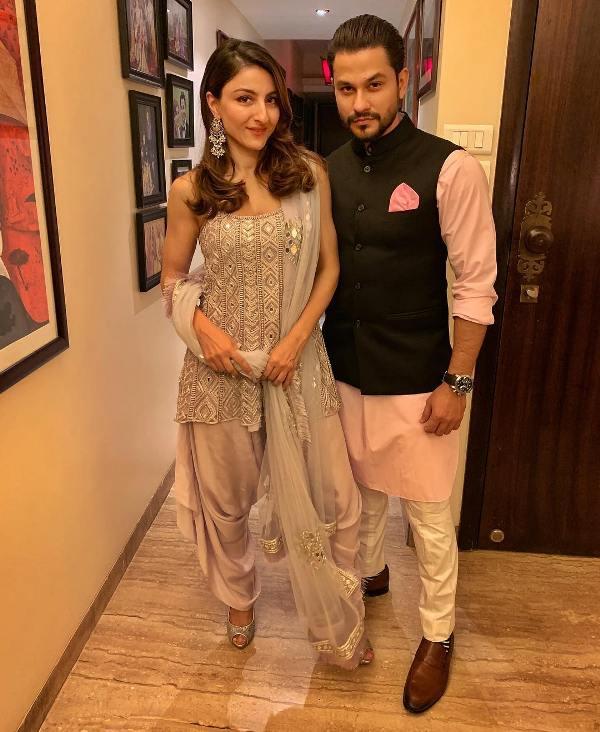 Kunal Khemu Wife :- Soha Ali Khan