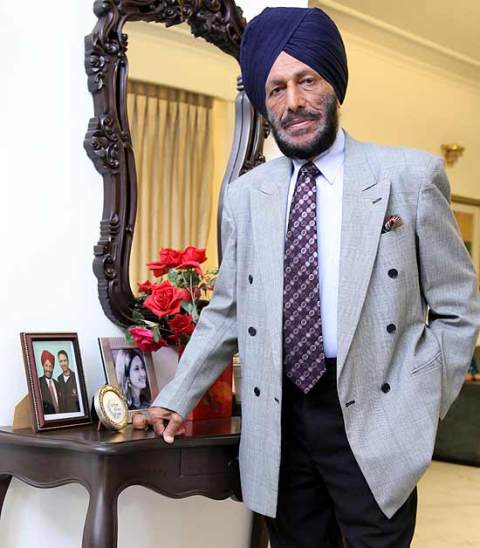 Milkha Singh Body Measurements, Height, & Weight: