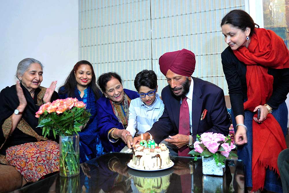 Milkha Singh Friends, Family, And Relatives :