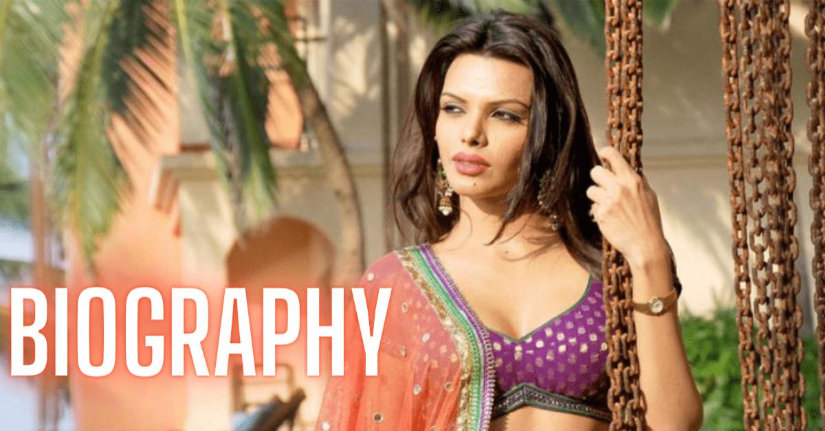 Sherlyn Chopra Biography