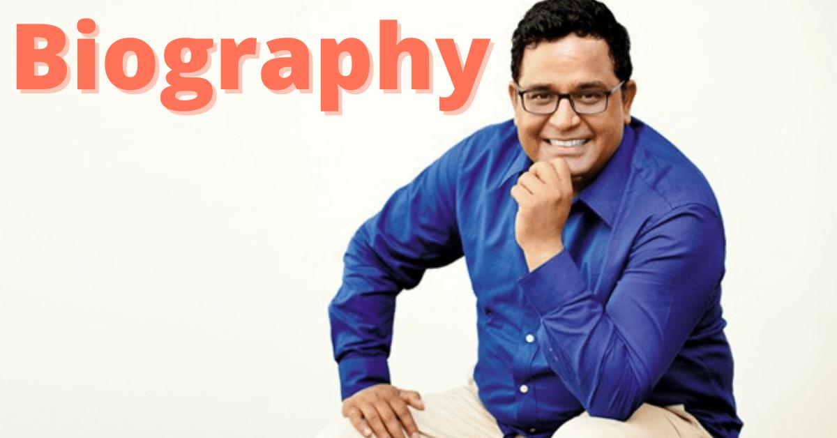Vijay Shekhar Sharma Biography