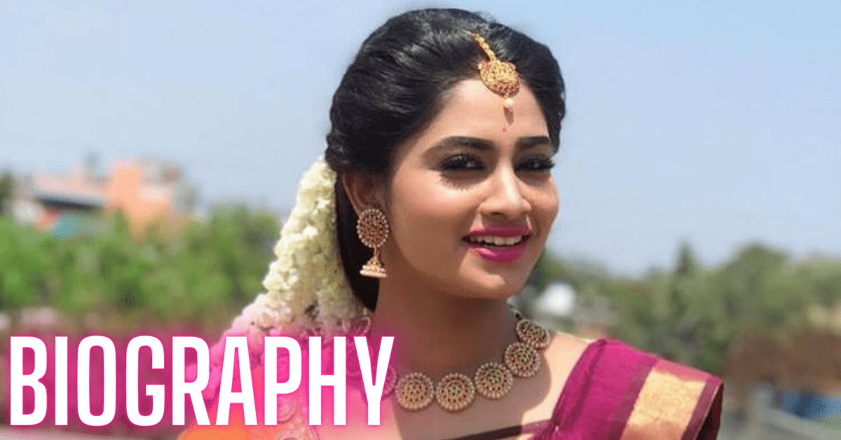Shivani Narayanan Biography