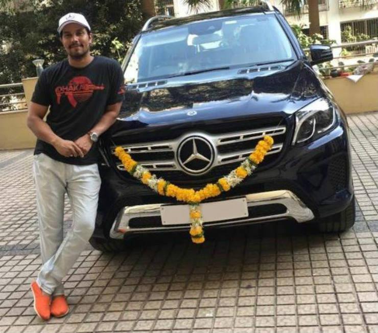 Randeep Hooda Car Collection: Mercedes-Benz GLS SUV
