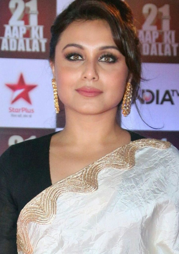 Rani Mukherjee: