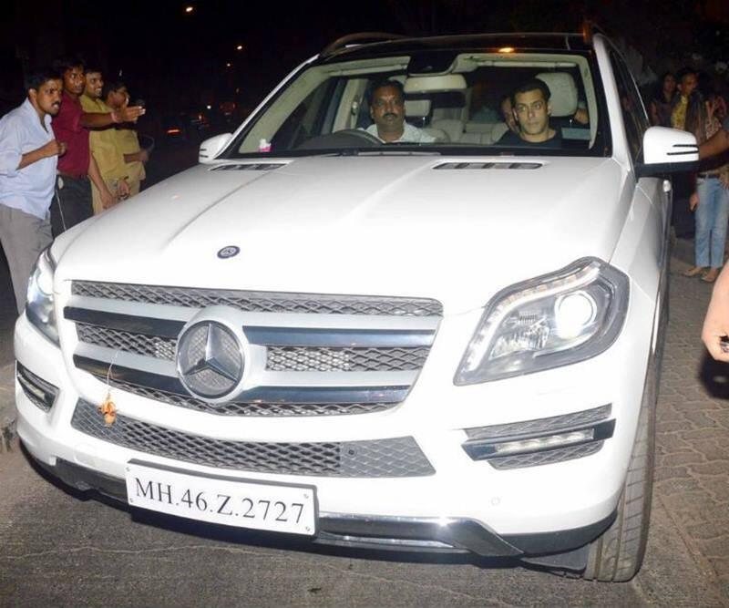 salman khan Mercedes-Benz S-Class images