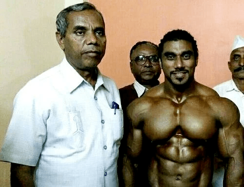 Sangram Chougule Father :-N/A (School Teacher)