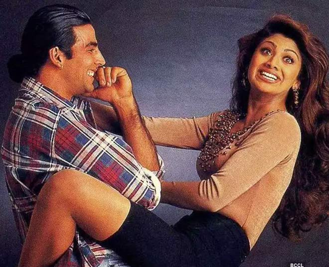 Shilpa Shetty (Actress) akshay kumar
