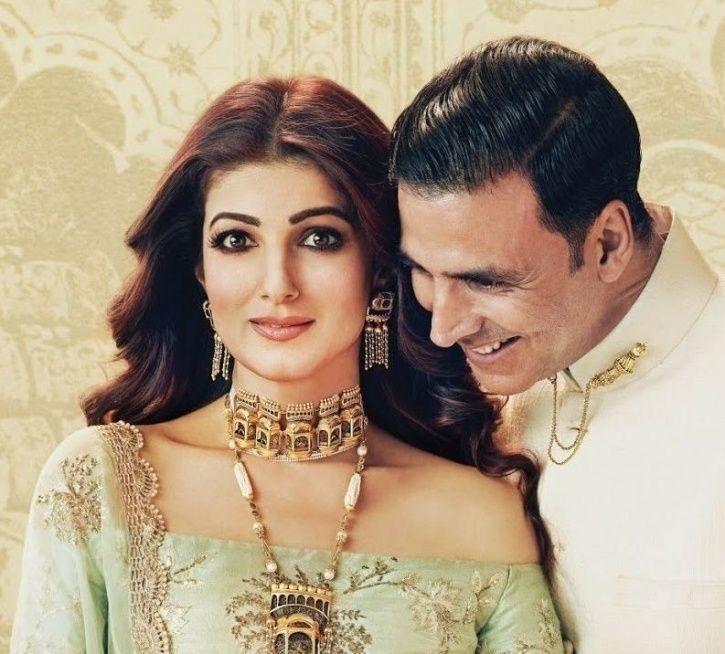 Twinkle Khanna (Actress) akshay kumar