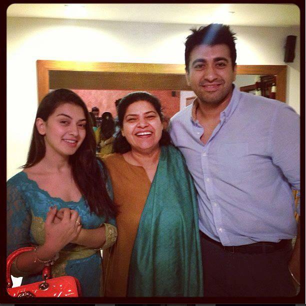 Prashant Motwani family image