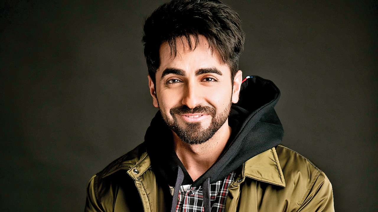 Ayushman Khurana image with smile