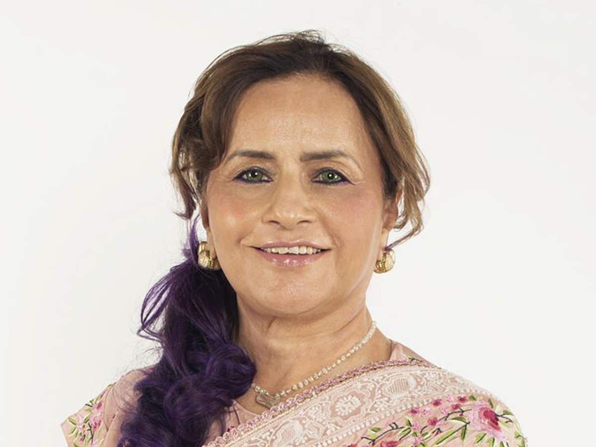 Lalit Modi Mother :-Bina Modi