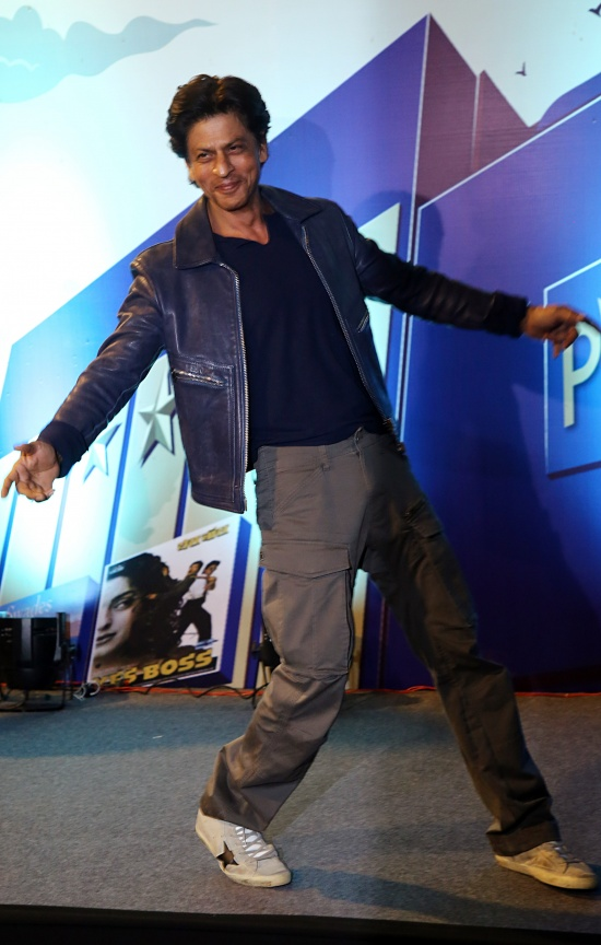Shahrukh Khan Body Measurements, Height, & Weight: