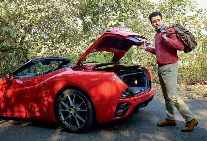 Imran Khan Car Collection: Ferrari California