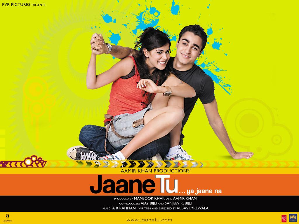 Jaane Tu... YaJaane Na in 2008 (in lead role)