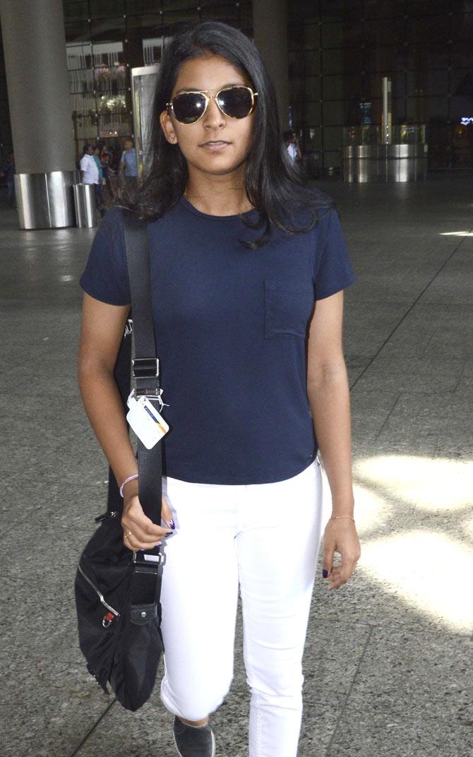 Jay Mehta Daughter (s) :-Jhanvi Mehta