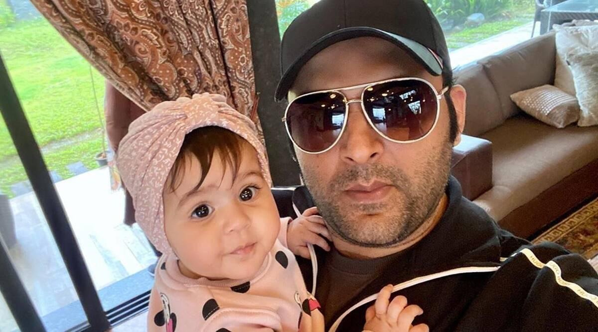 Kapil Sharma's Daughter (s) :- Anayra Sharma