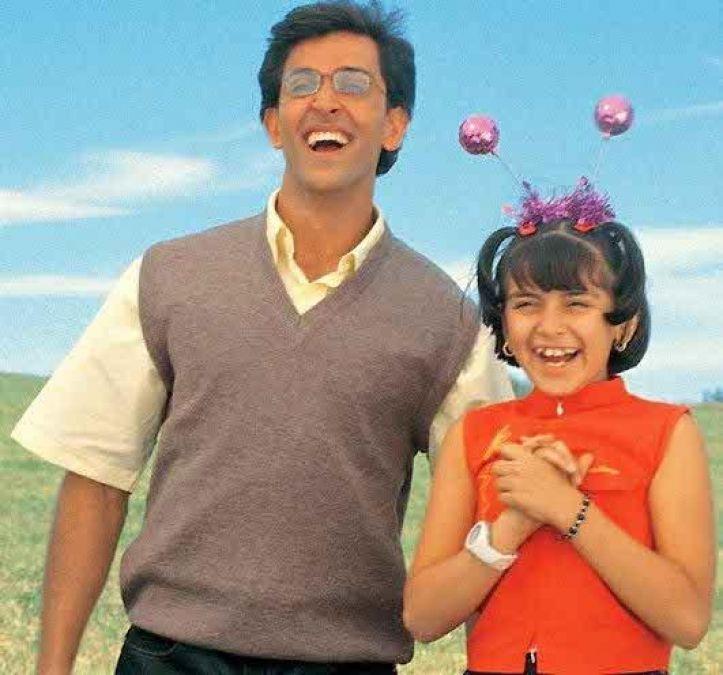 Prashant Motwani childhood image