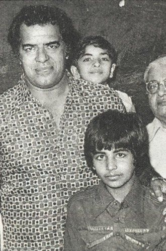 Father :-Late Hari Om Bhatia