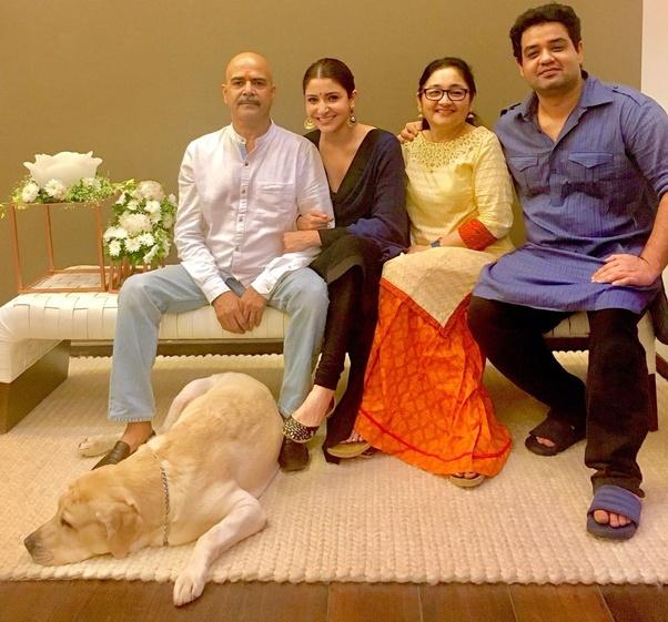 Anushka Sharma Friends, Family, And Relatives :