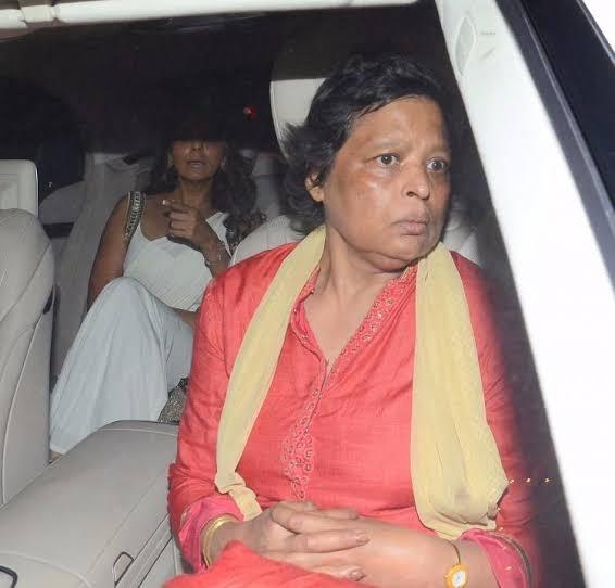 Shahrukh Khan's Sister (s) :-Shahnaz Lalarukh (Elder)