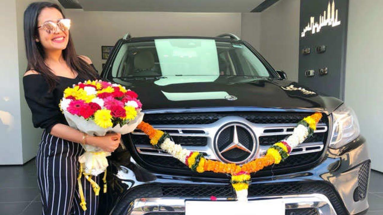 Neha Kakkar Car Collection: