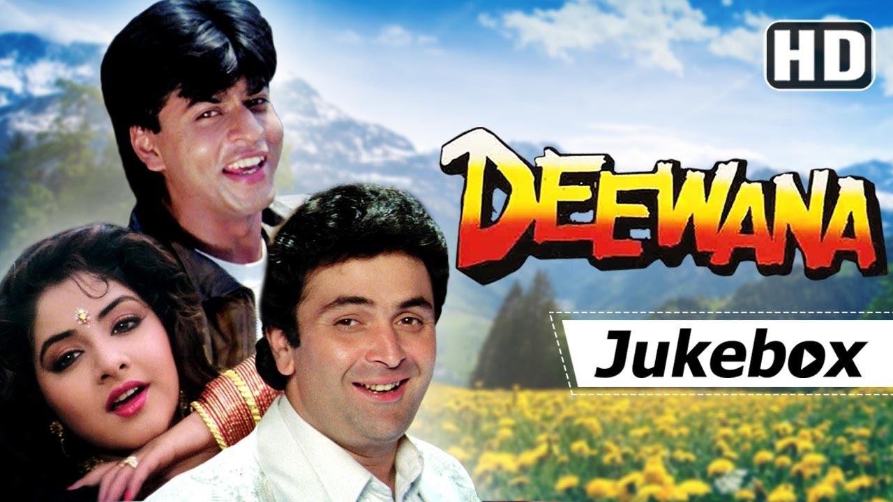 Shahrukh Khan's debut film Deewana(1992)